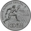 10 Euro 100 le španělského olympijského výboru PP