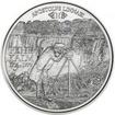 Pehr Kalm 10 Euro Silver - finský Europastern 2011 vydání OSN