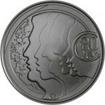 20 Euro Stříbrná mince Rovnost a tolerance PN