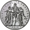 10 Euro Stříbrná mince Hercules PP