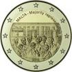 2 Euro 1887 PP CuNi většina zastoupení