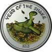 Kip 1000 Silver Rok hada, barevný PP