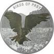 2 dolary Stříbrná mince Dravci - Orlovec říční PP