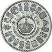10 Euro Stříbrná mince 75. narozeniny krále Juana Carlose I. PP