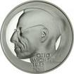 200 Kč Stříbrná mince Otto Wichterle PP