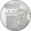 2,50 Euro Silver 100. výročí Jo? O Villaret PP