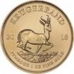 Zlatá mince Krugerrand 1 Oz 2018