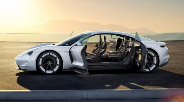 Porsche elektromobil