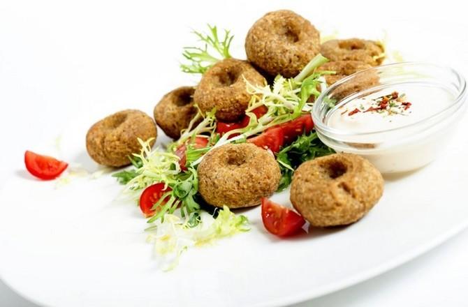 Falafel je gastronomií Blízkého východu