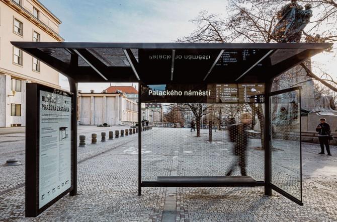 V Praze je nedostatek zastávkových přístřešků