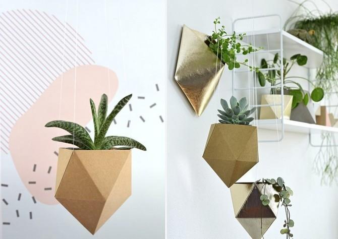 Pokojové rostliny jsou hodně v kurzu