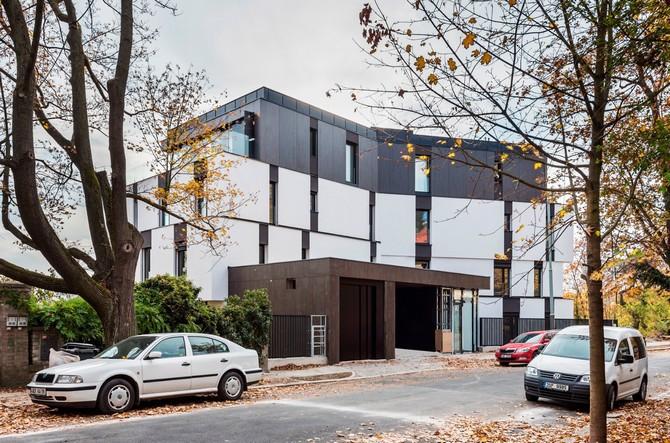 Energeticky pasivní viladům s 10 byty