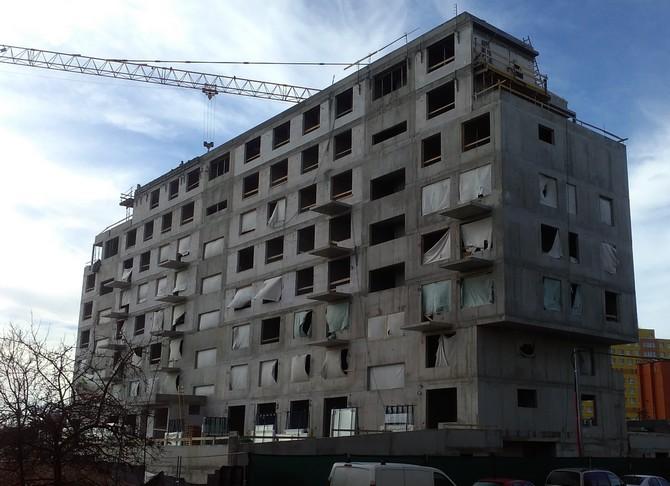 Nový projekt nabídne 66 bytů