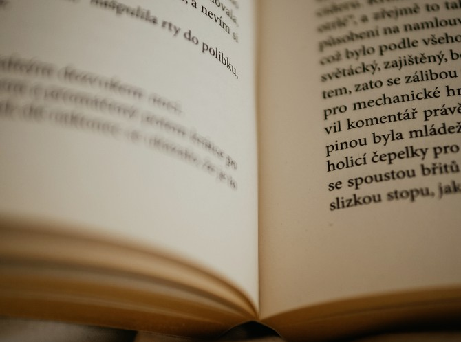 Kniha je společník vždy a všude