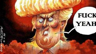 F*CK: O báječném Donaldu Trumpovi trochu jinak