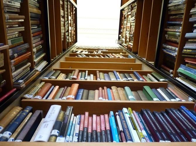 Jak knihy uchránit, aby se nevrátily jako salát