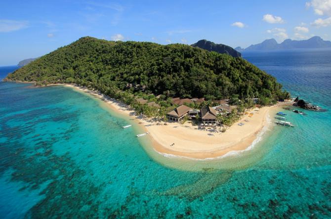 Dejte zimě vale a poválejte se v ostrovním resortu!