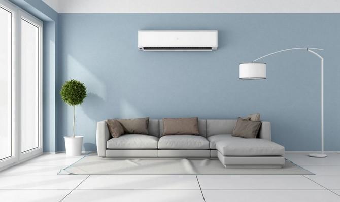 Potřebný výkon klimatizace lze orientačně spočítat
