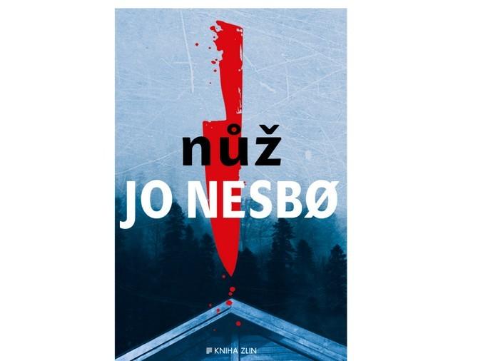 Vydaní dvanácté kniha Joa Nesba s Harrym Holem