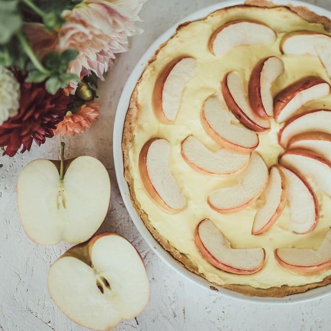 Recepty s jablky jsou šťavnaté