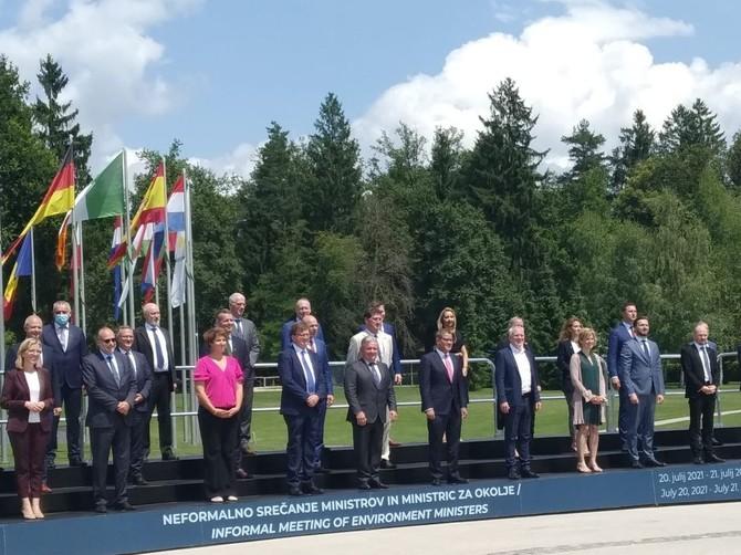 Ministři životního prostředí EU poprvé diskutovali o novém klimatickém balíčku