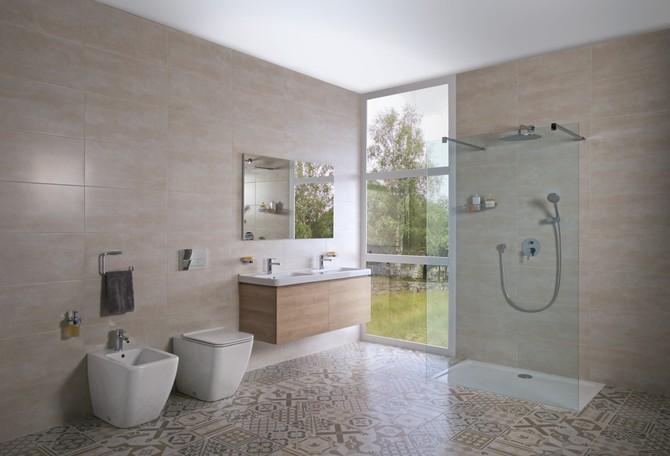 Dominantou ka d koupelny je vana nebo sprchov kout for Luxus shower doors