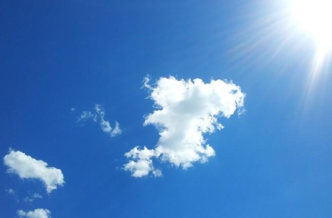 Počasí: Už přijde léto. V novém týdnu bude 25 °C