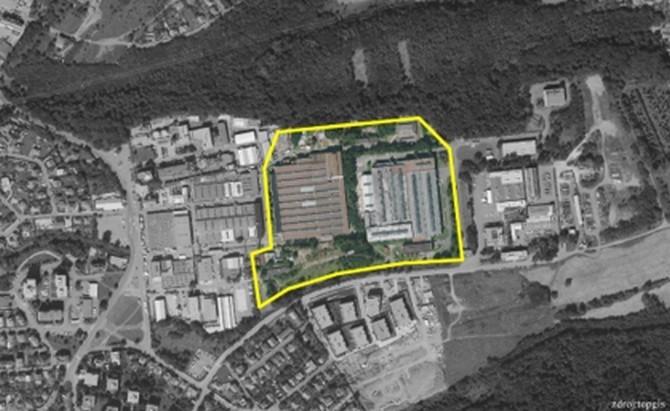 Jde o zhruba 90 tisíc m2 areálu