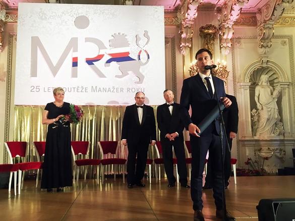 Tuto soutěž organizuje Česká manažerská asociace