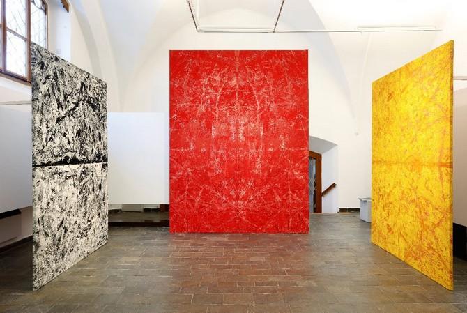 Výtvarník svou malbu vnímá jako osvobozené médium