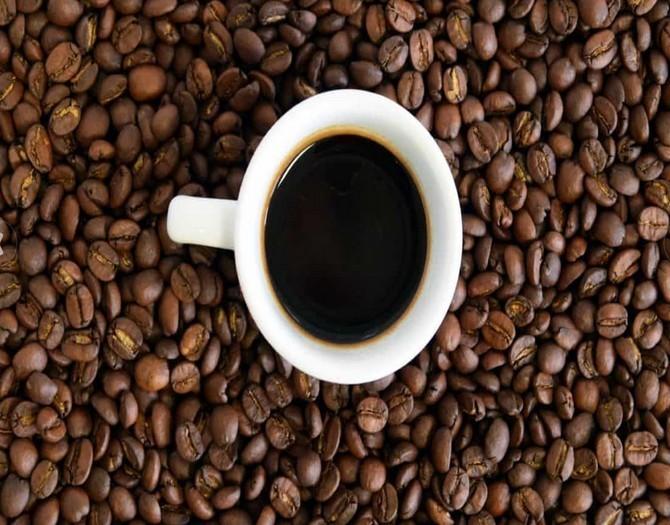 Kávový tahák na Den kávy