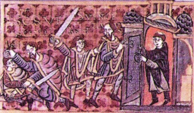 Smrt sv. Václava, wikipedie