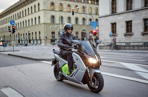 NOVINKA BMW C evolution
