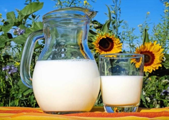 Mnozí mají intoleranci na kravské mléko
