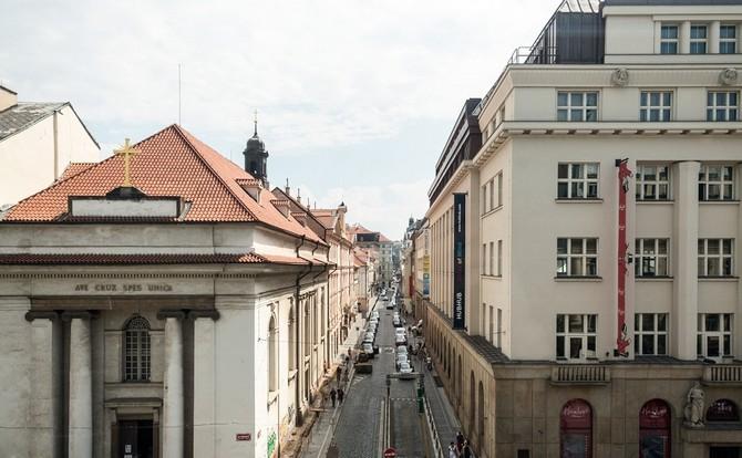 V Praze přibylo celkem 335 170 m2 kanceláří
