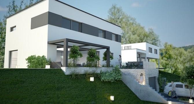 Nákup nového domu bývá investicí na celý život