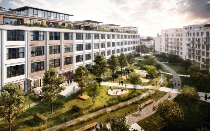 Probíhá revitalizace bývalé továrny Meopta