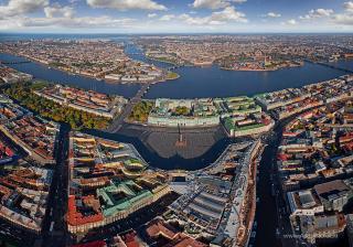 Petrohrad v Rusku nabízí nejlepší podmínky pro život