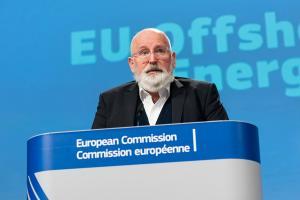 Frans Timmermans, výkonný místopředseda Evropské komise ©EC Audiovisual Service