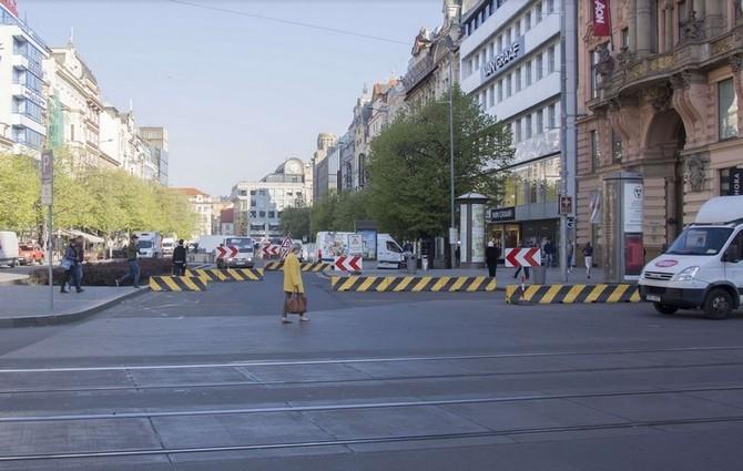 Objekty ovlivňující charakter města