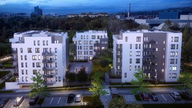 Suomi Hloubětín bude moderním bydlením