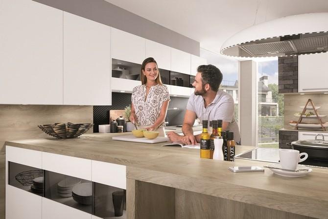 Obliba bílých kuchyní roste
