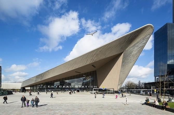 Od 17.4. proběhne prezentace Benthem Crouwel Architects