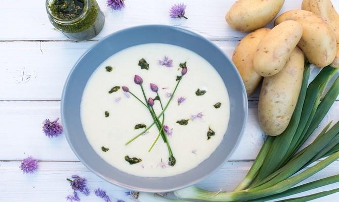 Rychlá polévka, která zažene hlad