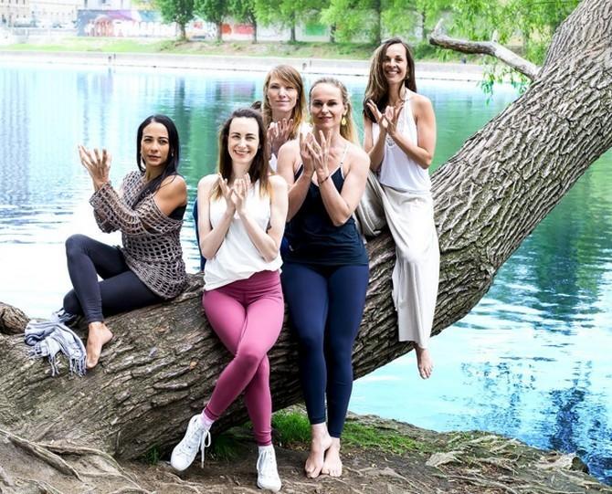 Element vody jsou emoce, intuice a ženský princip