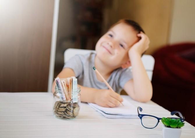 Dětský investiční účet Portu