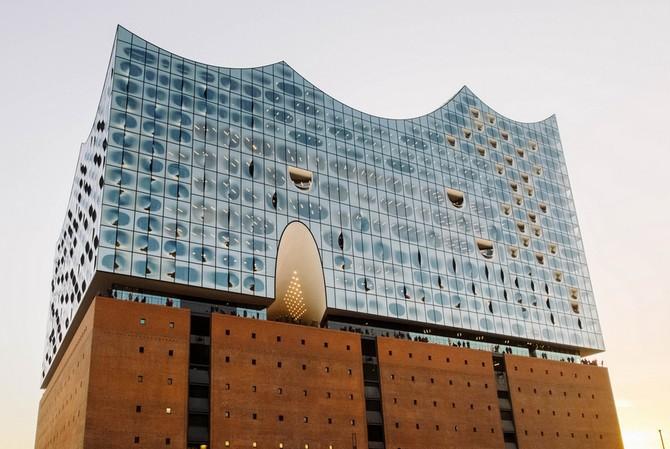 Elbphilharmonie v Hamburku