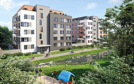 Moderní byty v zajímavé lokalitě širšího centra Prahy