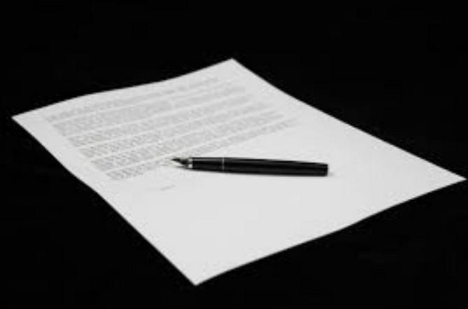 Sepište protokol o převzetí, předání nemovitosti