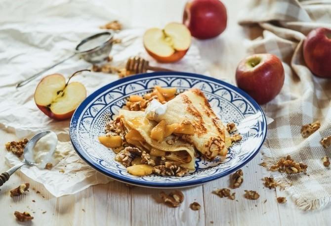 Recept na sladkou snídani i ve všední den